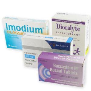 diarrhoea-pack